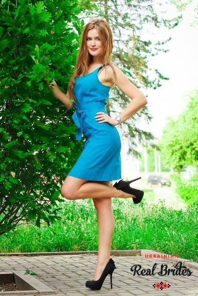 Photo gallery №6 Ukrainian bride Elizaveta