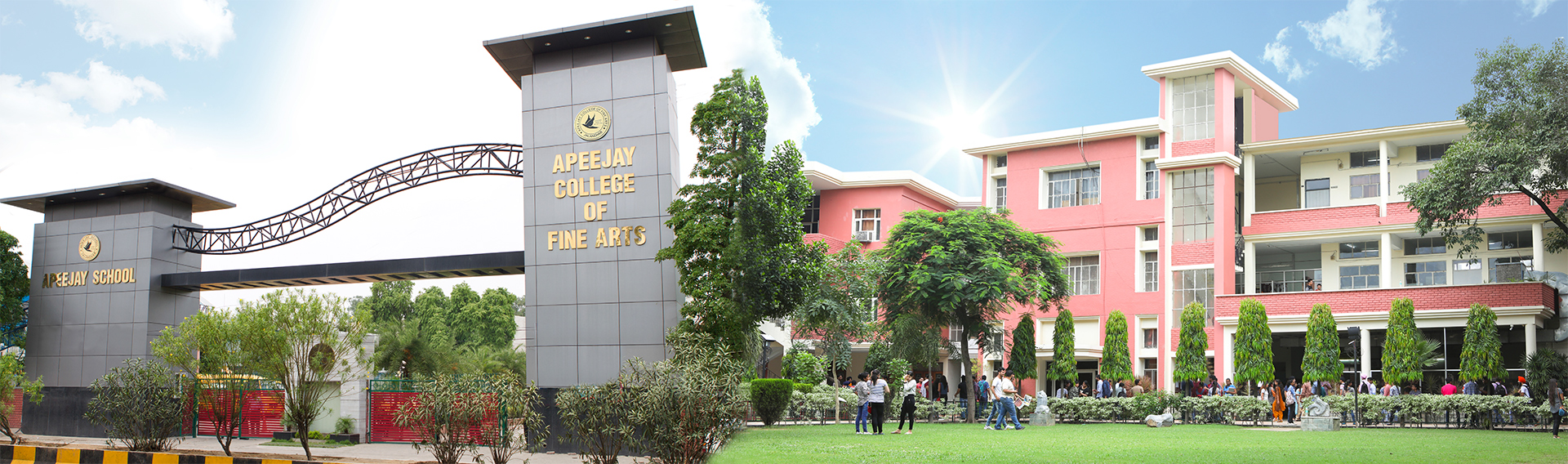 Apeejay College of Fine Arts, Jalandhar Image