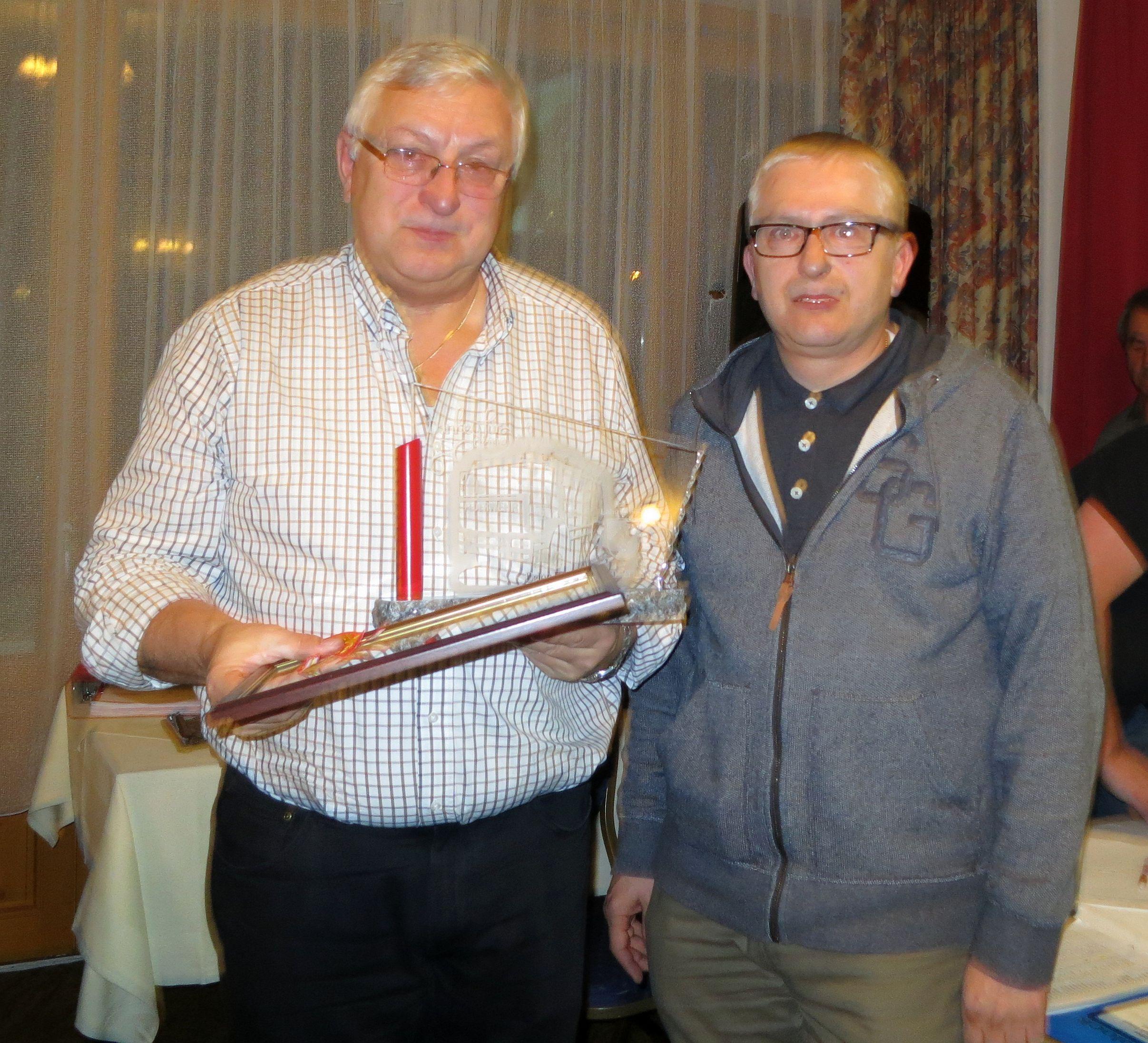 von links: EOV Laister Franz, Kdt. Laister Sigmund