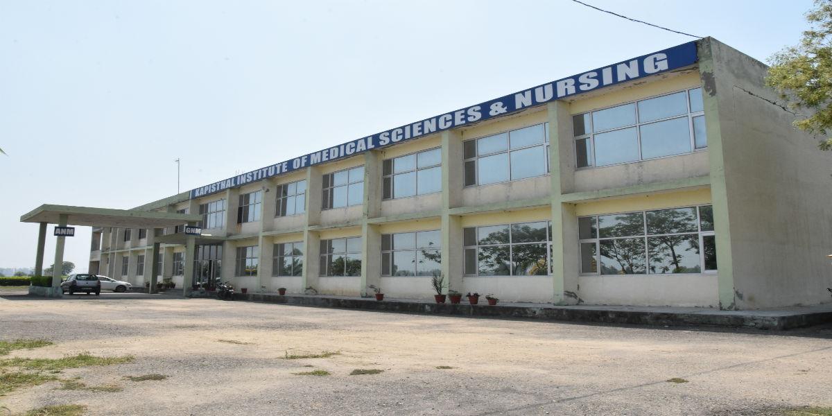 Kapisthal Institute Of Medical Sciences and Nursing Image