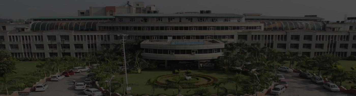 Subharti Medical College, Meerut Image