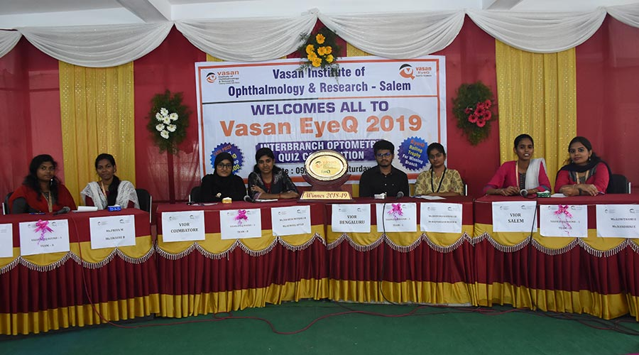 Vasan Institute of Ophthalmology and Research, Chennai Image