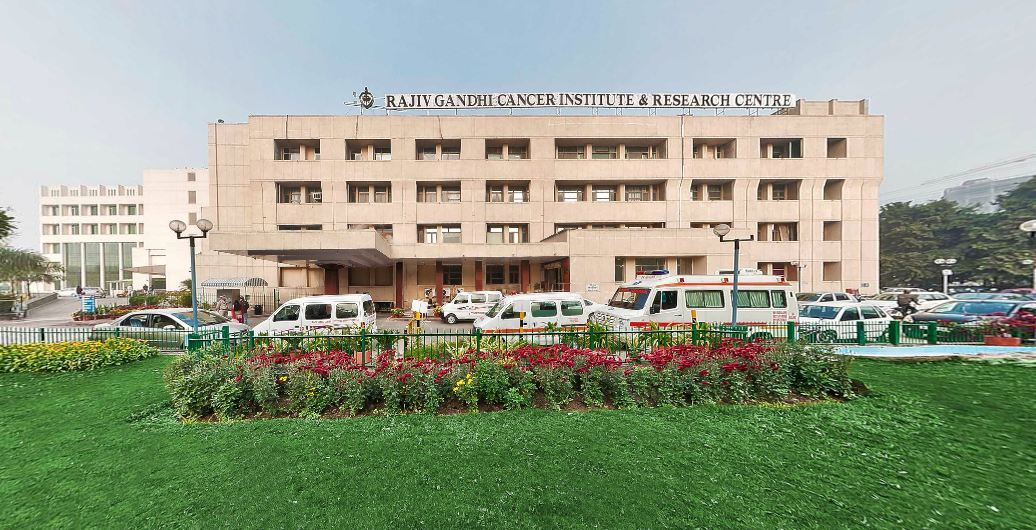 Rajiv Gandhi Cancer Institute And Research Centre Image