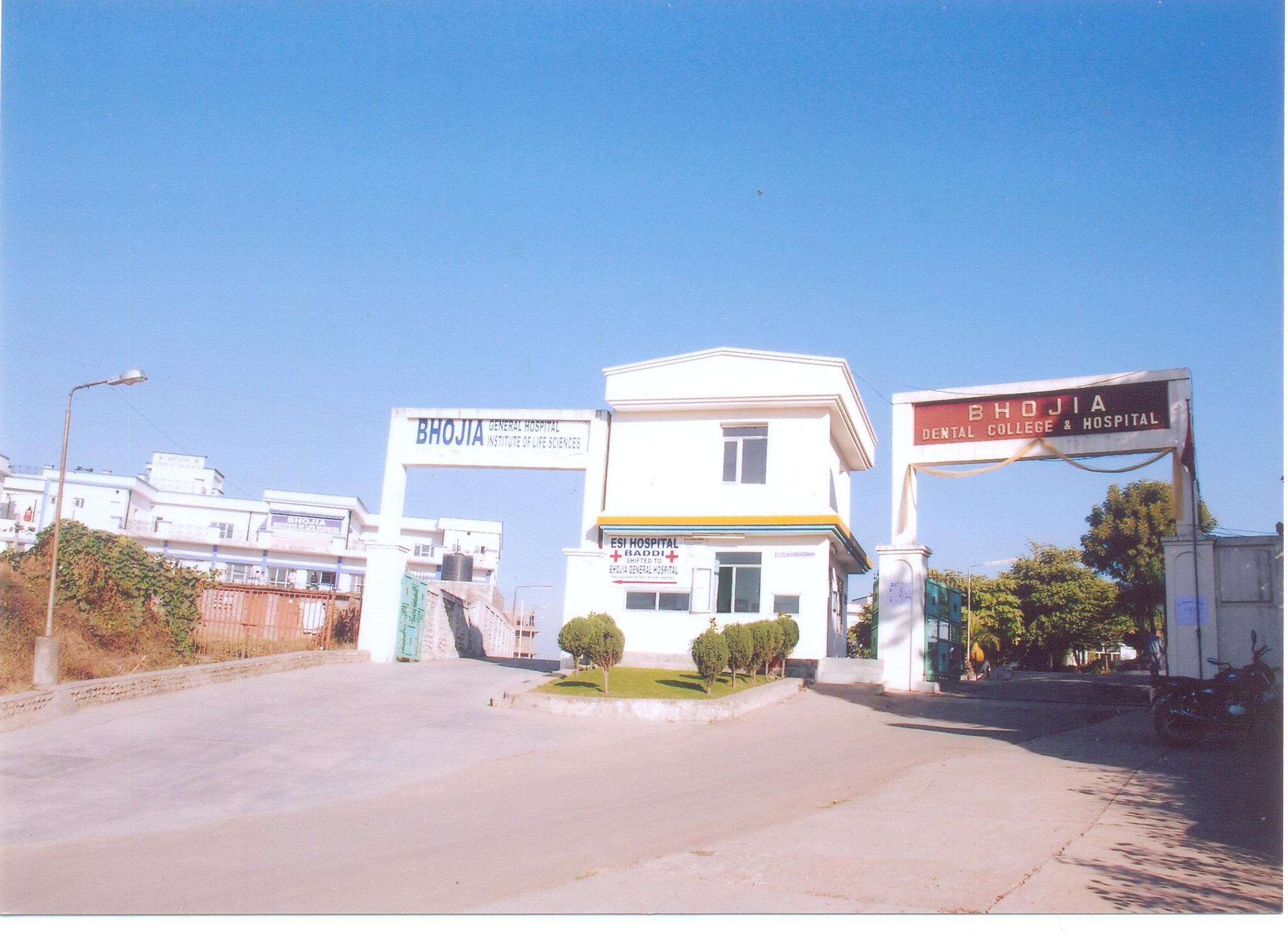 Bhojia Dental College And Hospital, Solan