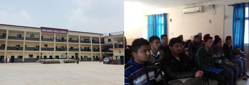 New Angel ITC, Zirakpur Image