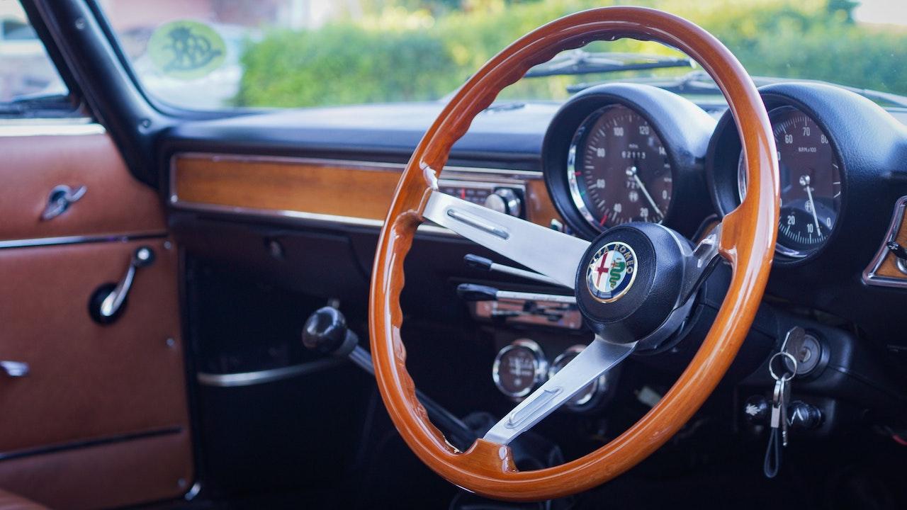 1971 Alfa Romeo GT Junior auction sets new world record