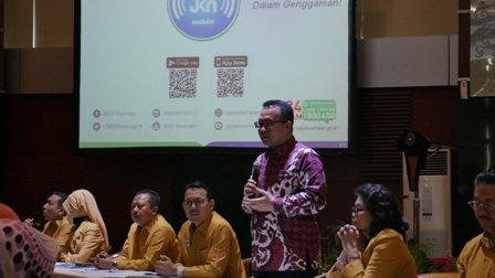 Rektor Institut Pertanian Bogor, Dr. Arif Satria