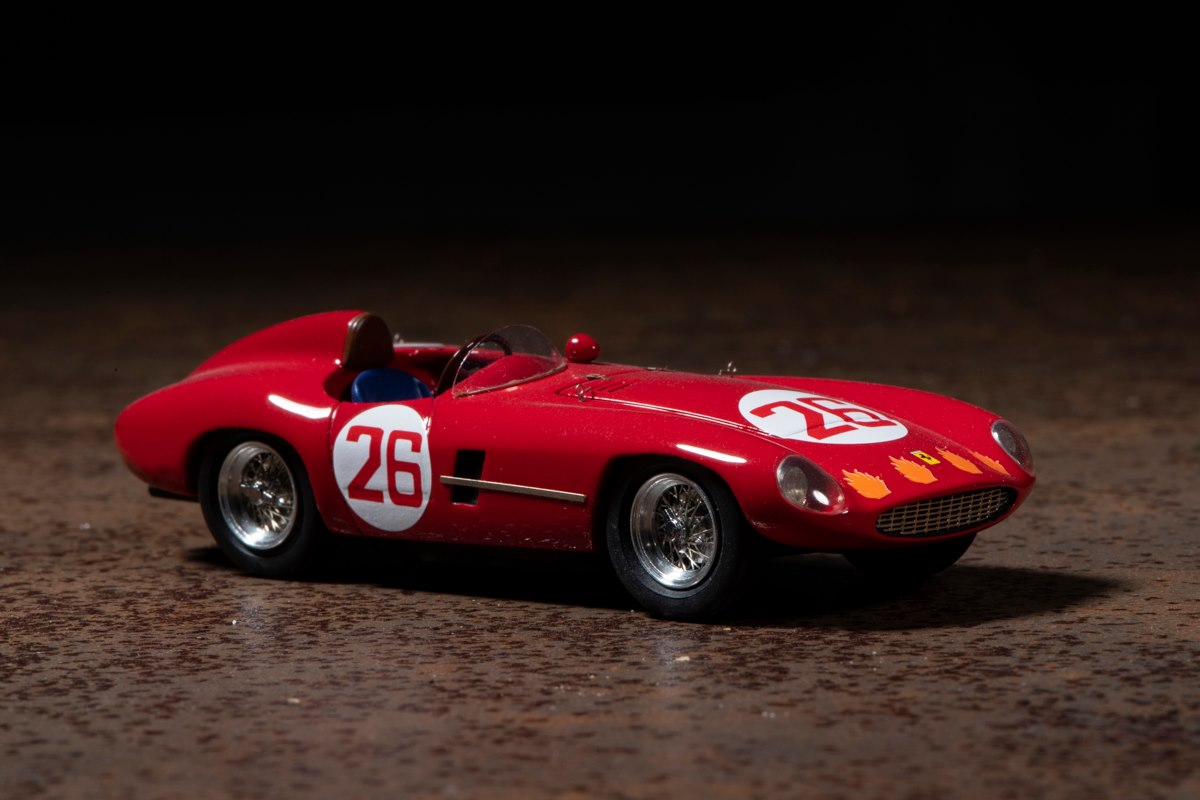 Die cast model fun with Isolation Island Concours d' Elegance