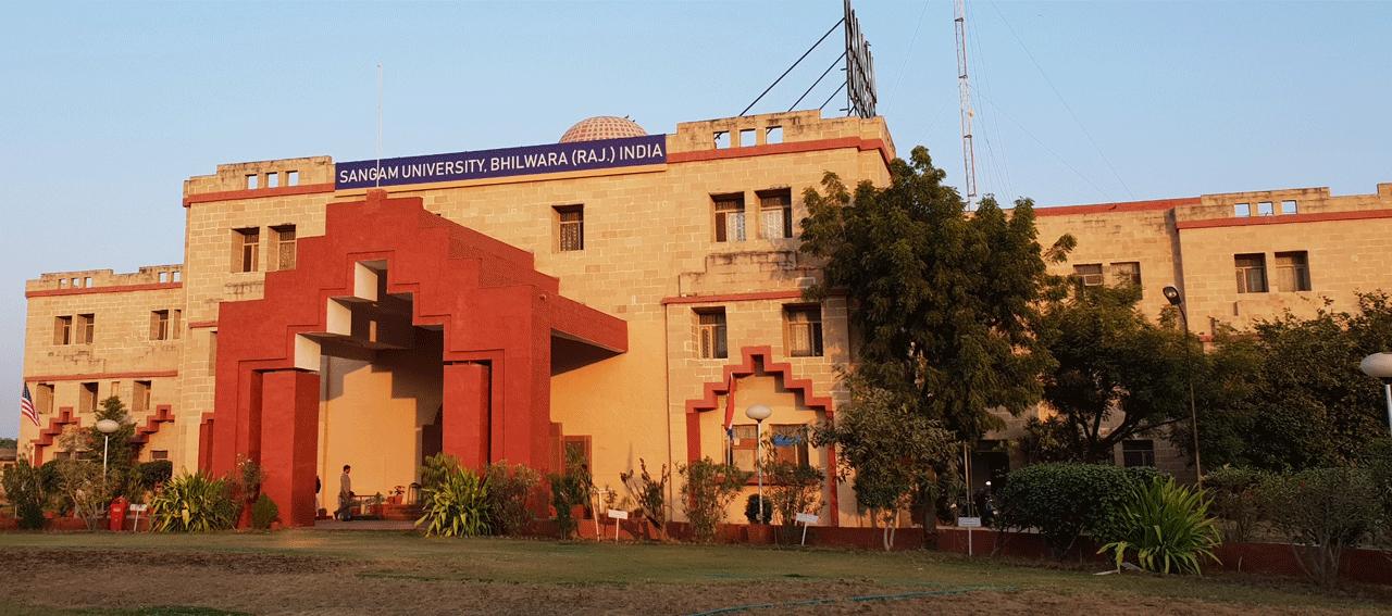 School of Nursing, Sangam University, Bhilwara