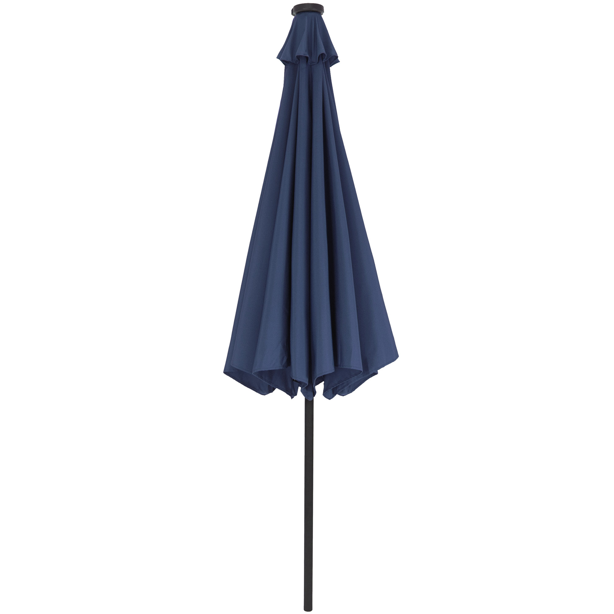 BCP-10ft-Solar-LED-Lighted-Patio-Umbrella-w-Tilt-Adjustment-Fade-Resistance thumbnail 45
