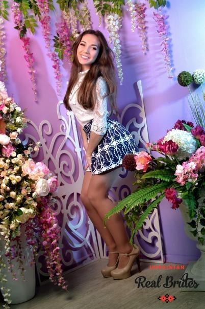 Photo gallery №11 Ukrainian bride Aleksandra