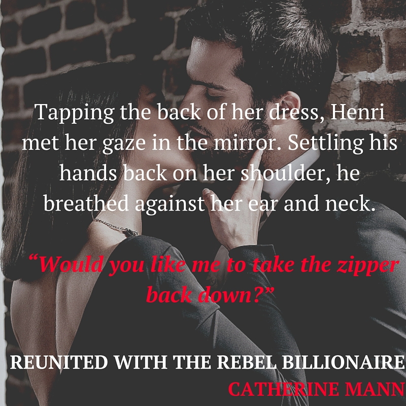 Reunited with the Rebel Billionaire teaser 1
