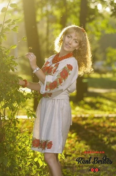 Photo gallery №1 Ukrainian women Elena