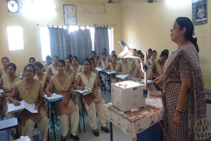 Woodlands College Of Nursing, Bishnupur Image