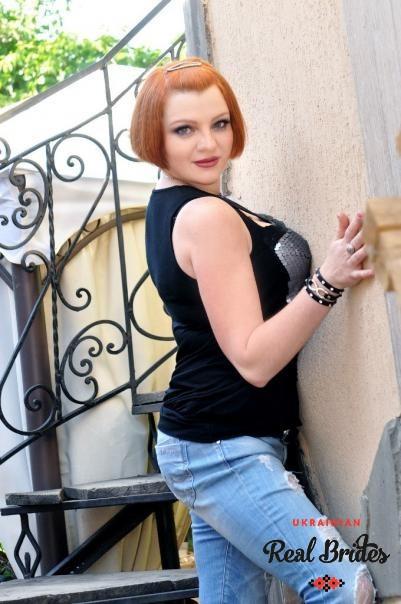 Photo gallery №1 Ukrainian lady Eugenia