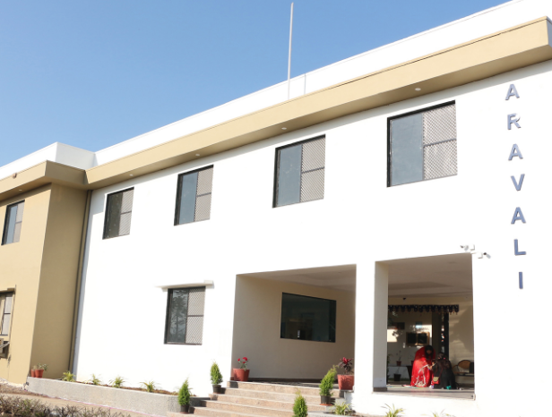 ARAVALI COMMERCE AND SCIENCE COLLEGE