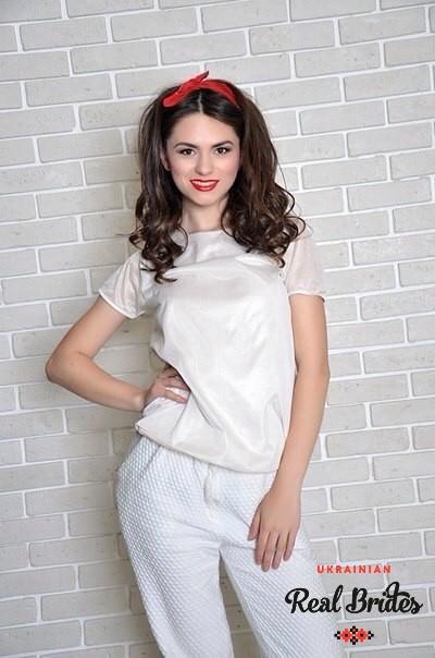 Photo gallery №1 Ukrainian bride Nadezhda