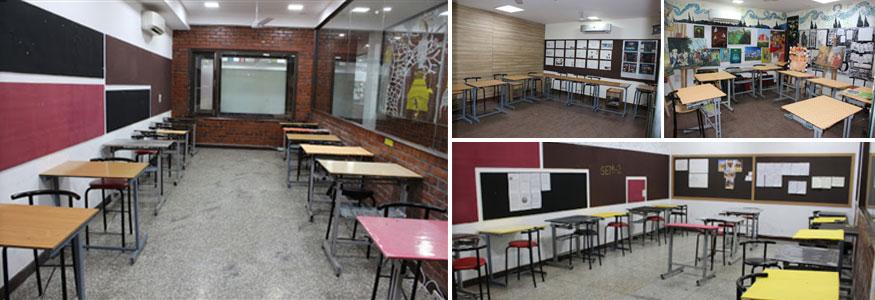 AD - The Design School, New Delhi