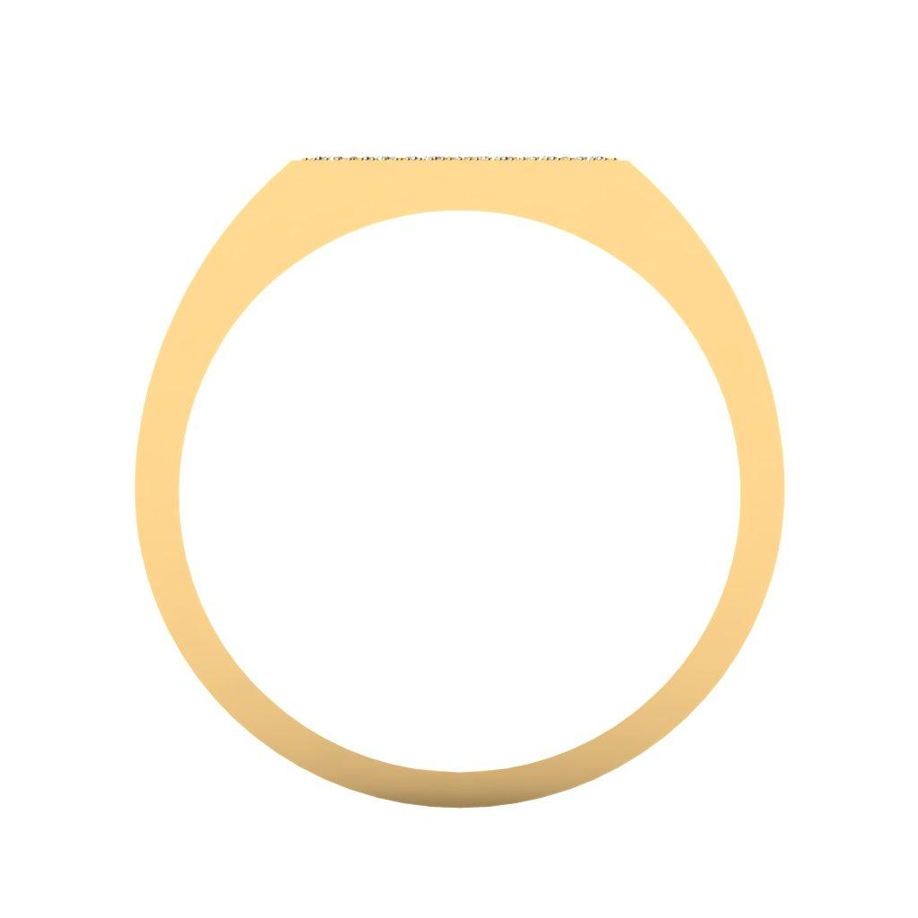 The Evara Diamond Mens Ring