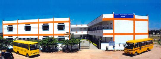 Manasa School and College of Nursing, Kolar