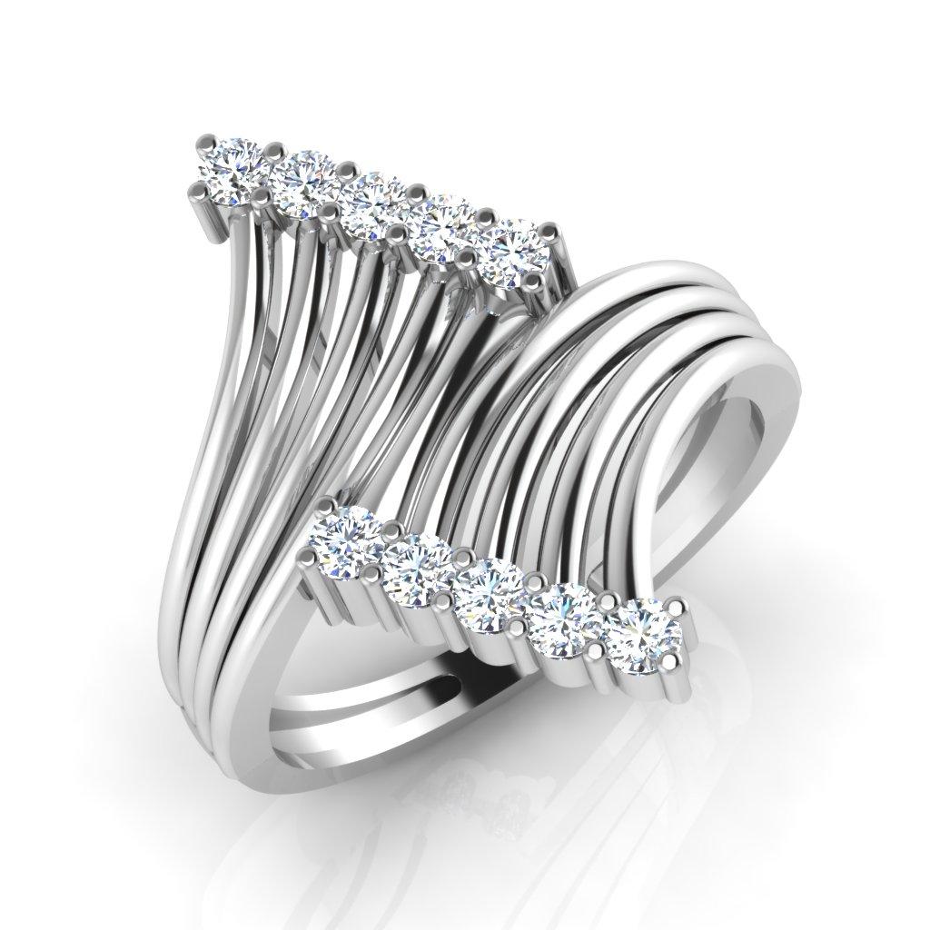 The Bloom Diamond Ring