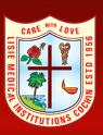 Lisie College of Nursing, Ernakulam