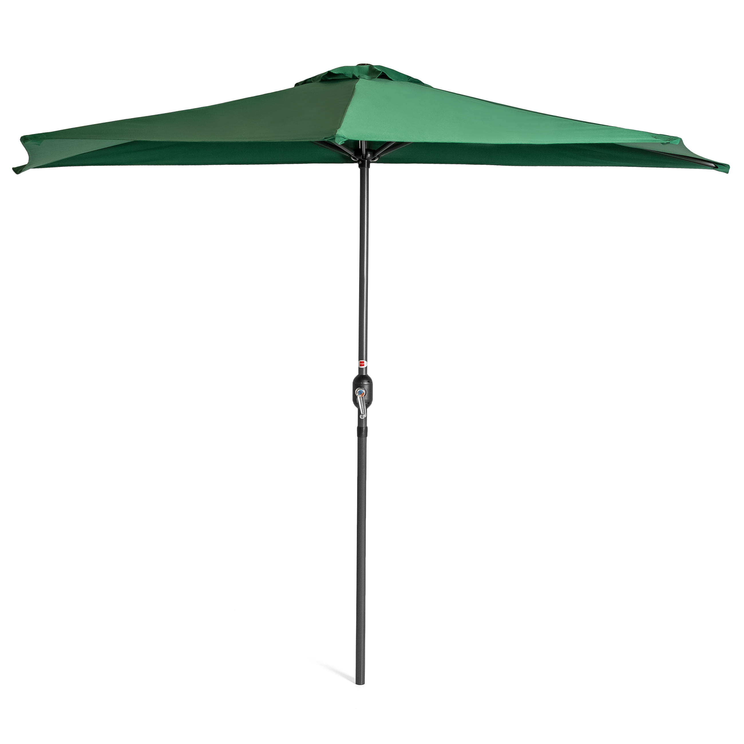BCP-9ft-Half-Patio-Umbrella-w-Crank-Steel-Frame-UV-amp-Water-Resistant-Fabric thumbnail 20