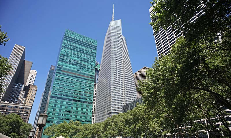 The skyscraper at the heart of the debate over America's green building standard