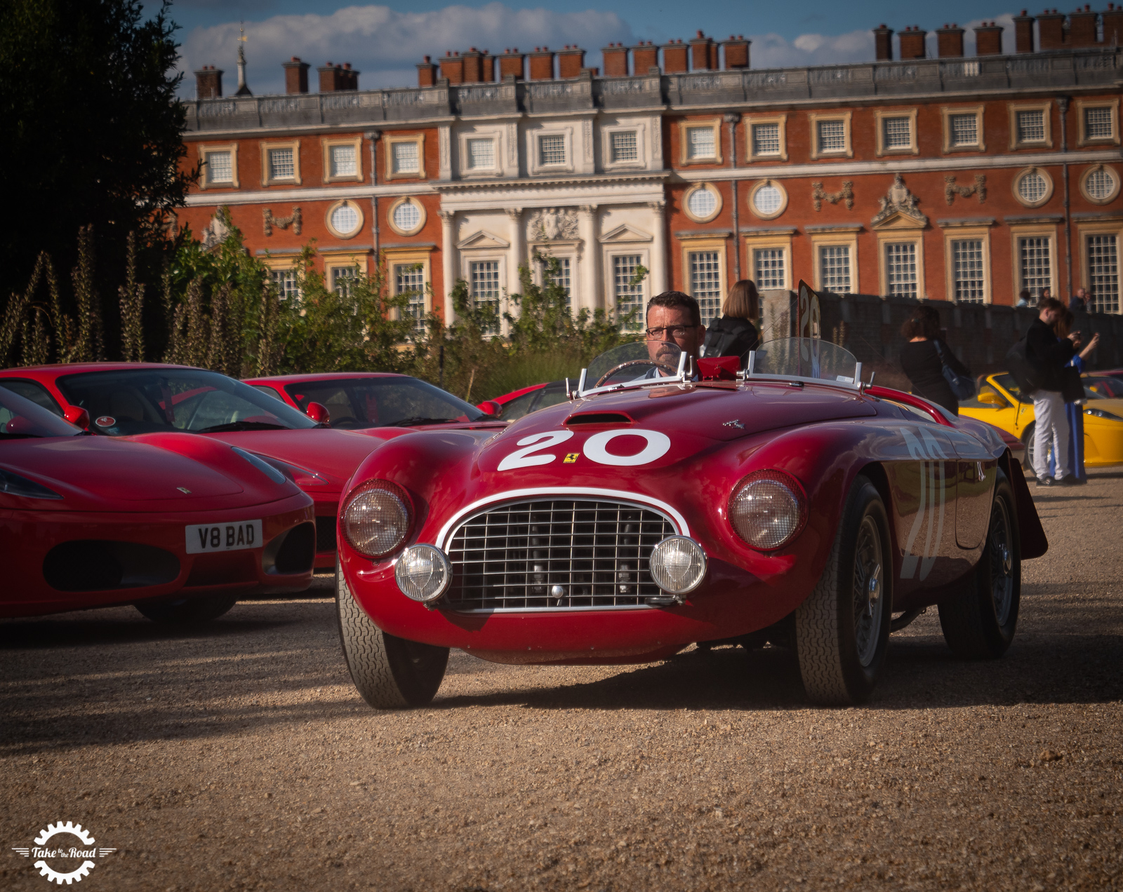 Concours of Elegance Hampton Court Palace Highlights 2019