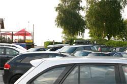 Parkplatz Parkplatz