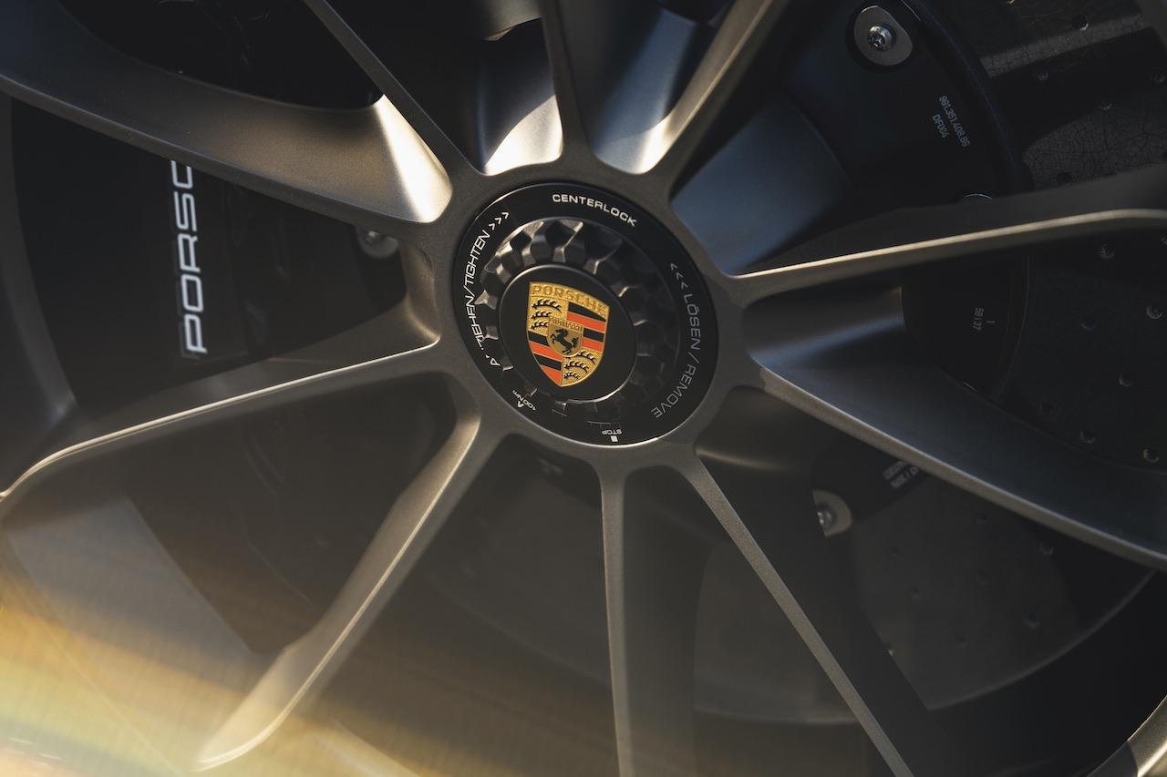 Last Porsche 911 set for RM Sotheby's Charity Auction