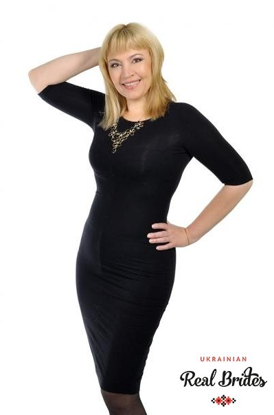 Profile photo Ukrainian women Lyubov