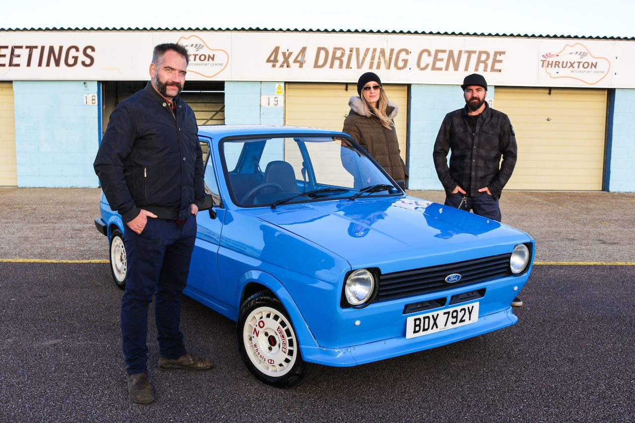 Goblin Works Garage is back with new Modshop show