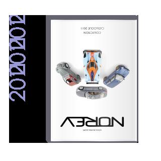Catalogue Norev Collection 2011