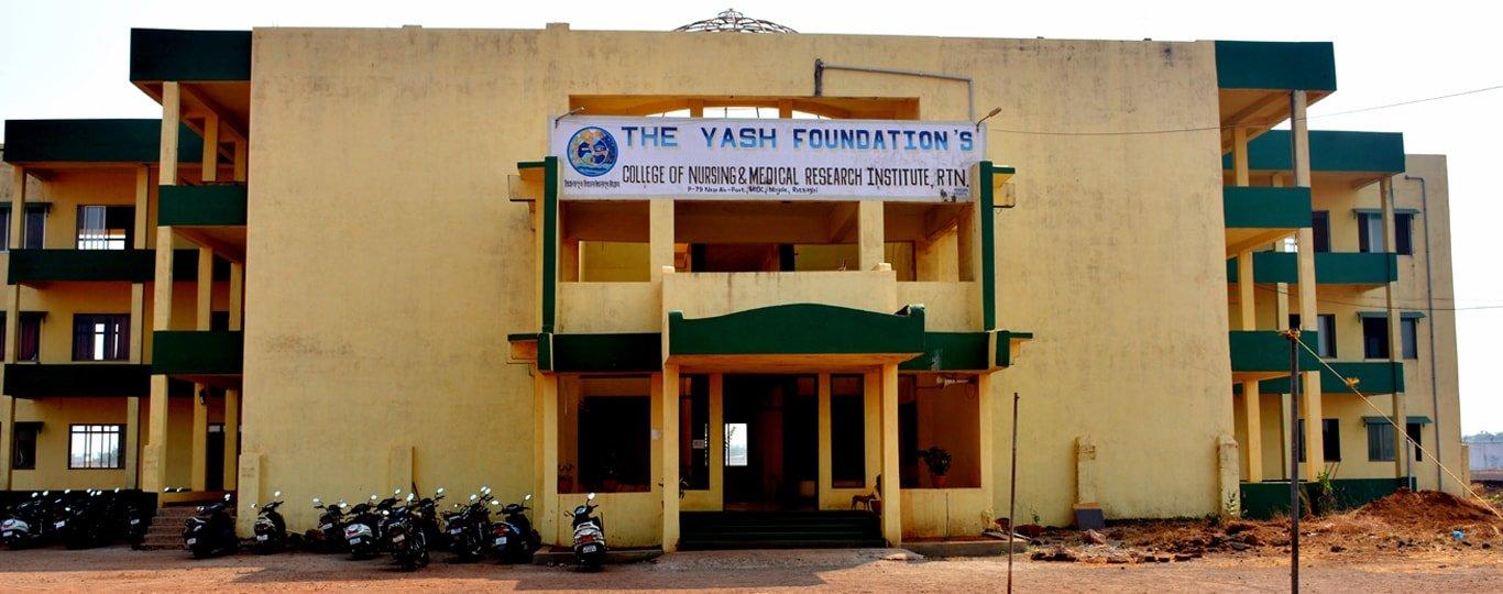 The Yash Foundation'S School Of Nursing, Ratnagiri Image
