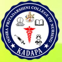 Indira Priyadarshini College Of Nursing, kadapa