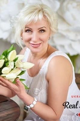Profile photo Ukrainian women Ludmila