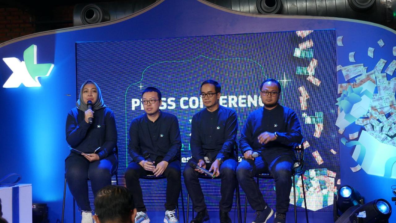 Press Conference - Paket Ramadan Xtra Rejeki Banyak Benefitnya