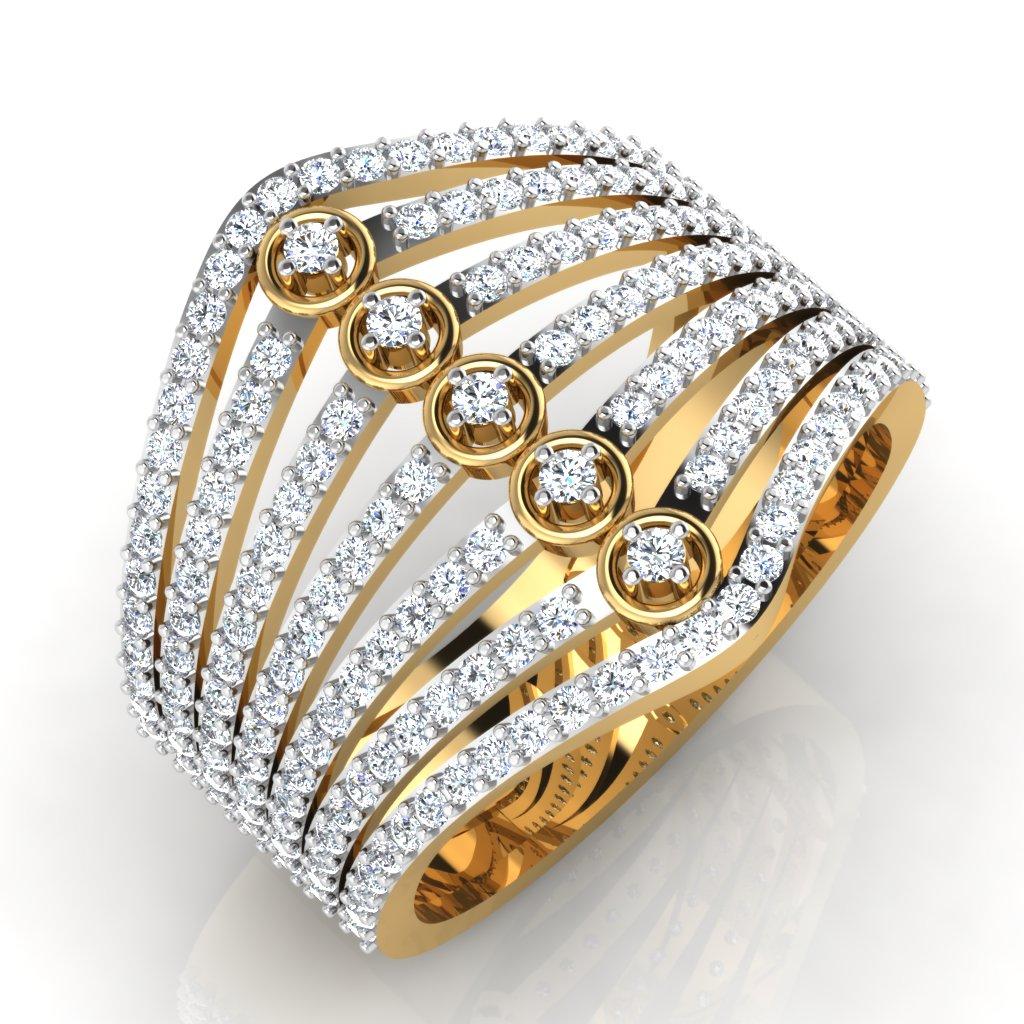 The Stuti Diamond Ring