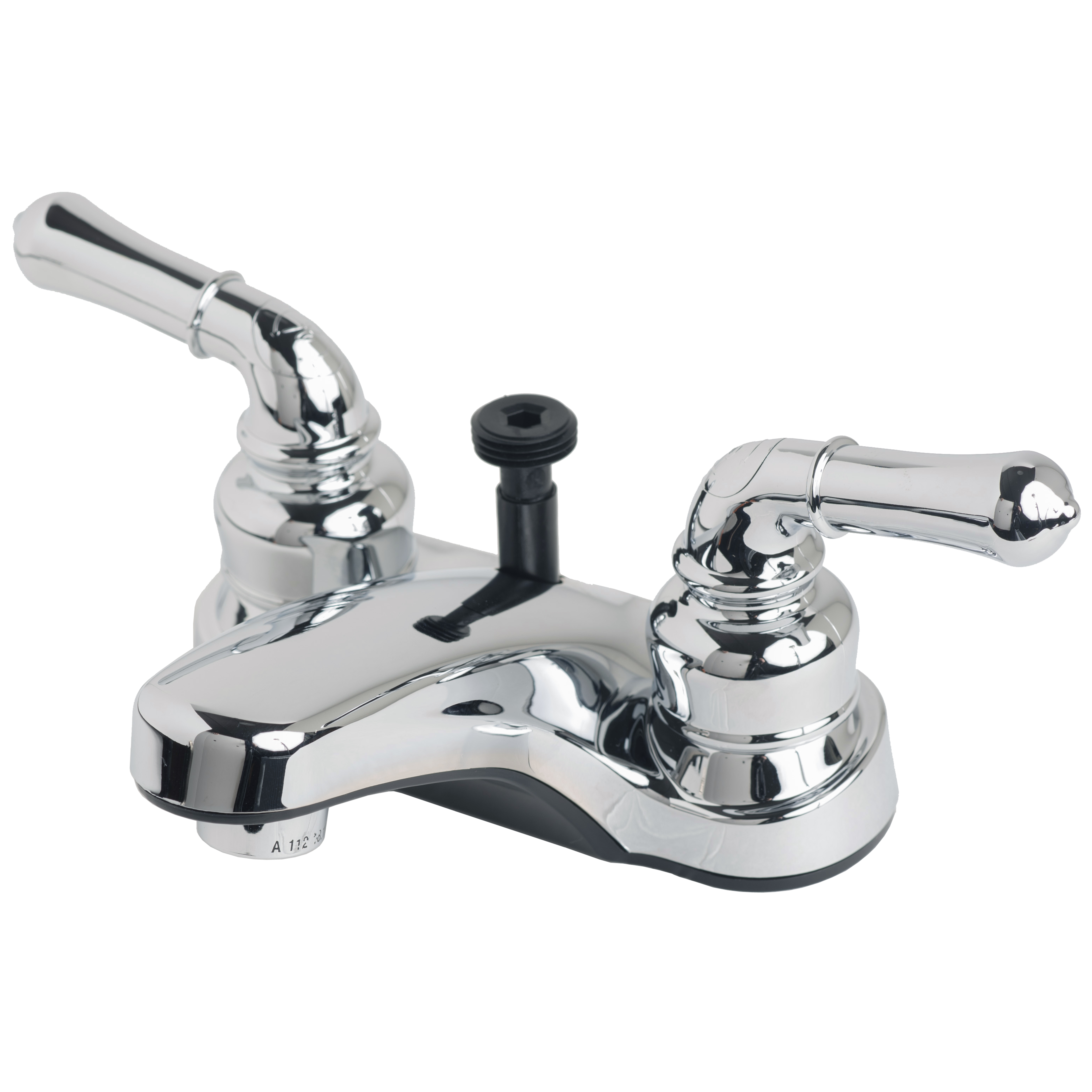 Rv Diverter Lavatory Faucet With Matching Hand Shower