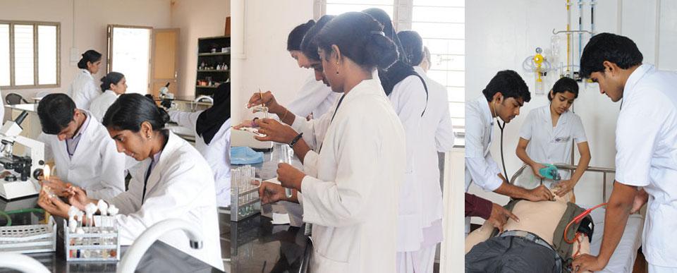 Prakash Nursing School, Mau