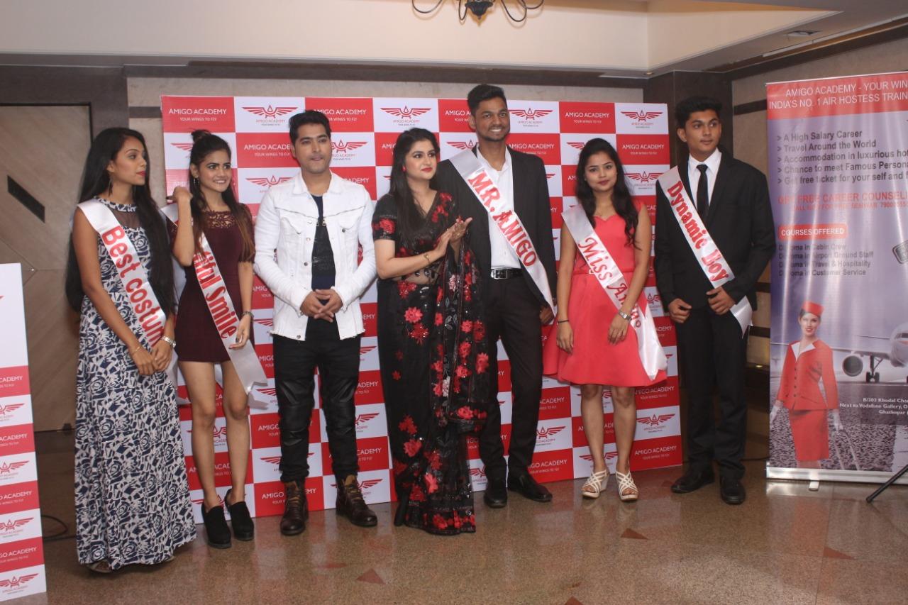 Amigo Academy Institute of Air Hostess Training, Mumbai