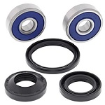 Front Wheel Bearings and Seals Kit Honda - 25-1597B - Boss Bearing
