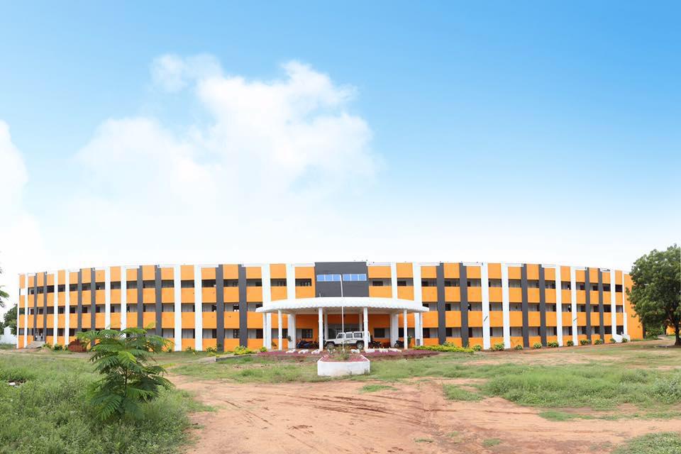 Aravindar Polytechnic College Image