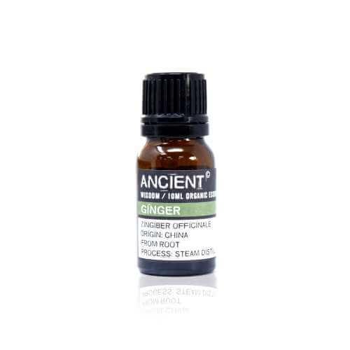 organic essential oil 10ml - ginger