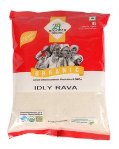 24 Mantra Organic Idly Rava