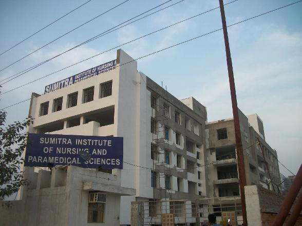 Sumitra Institute Of Nursing and Paramedical Sciences, Greater Noida Image