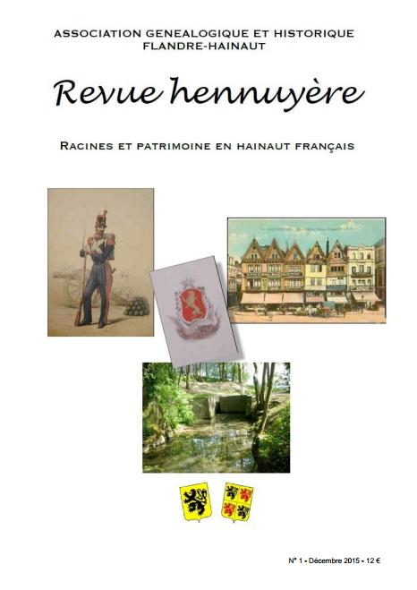 Revue Hennuyere AGFH