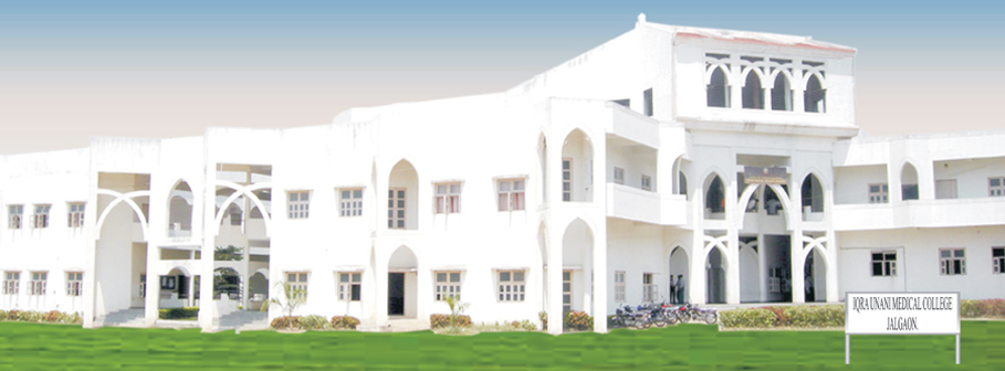 Iqra Unani Medical College,Hospital and Research Centre, Jalgaon Image