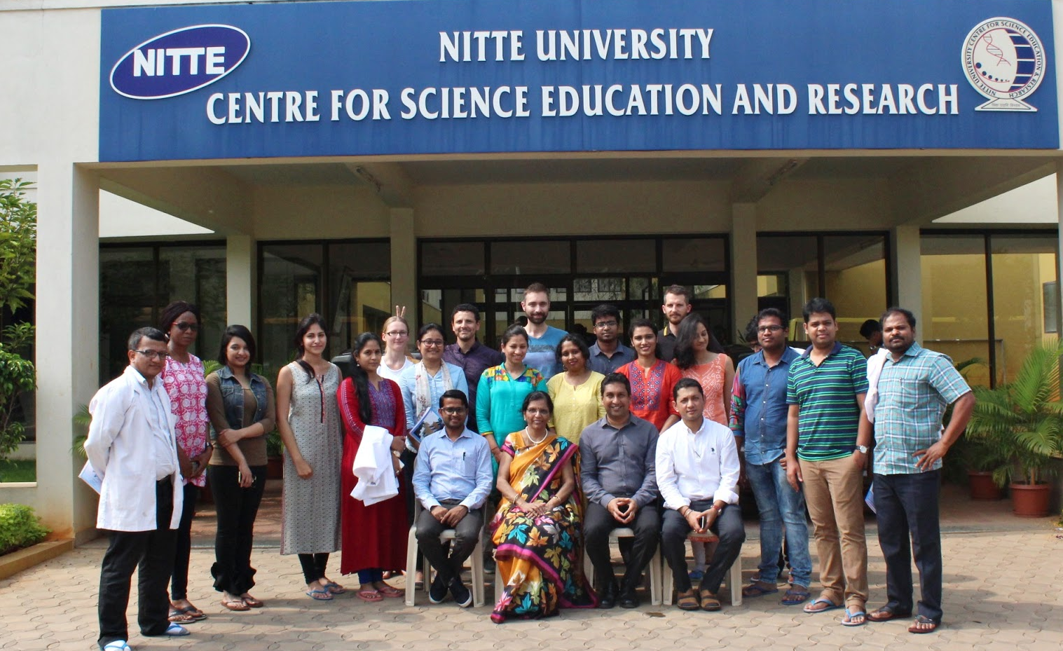 Nitte University Centre for Science Education and Research, Mangaluru
